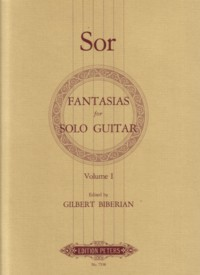 Fantasias, Vol.3(Biberian) available at Guitar Notes.