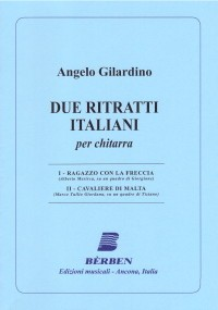 Due Ritratti Italiani available at Guitar Notes.