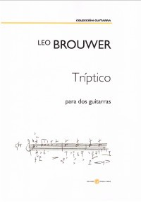 Triptico [1994] available at Guitar Notes.