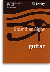 Sound at Sight, Book 1[Initial-Grade 3] available at Guitar Notes.
