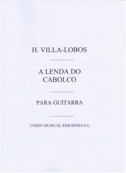 A lenda do caboclo (Pilo) available at Guitar Notes.
