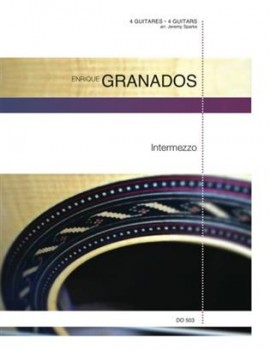 Intermezzo(Sparks) available at Guitar Notes.