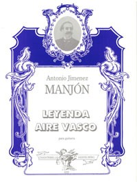 Leyenda; Aire Vasco(Wynberg) available at Guitar Notes.