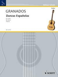 Danzas Espanolas, op.37(Petrou) available at Guitar Notes.