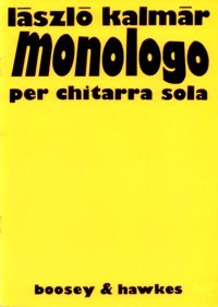 Monologo available at Guitar Notes.
