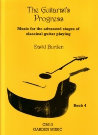 The Guitarist's Progress, Book 4 available at Guitar Notes.