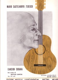 Cancion Cubana, op.170/39 available at Guitar Notes.