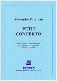 Petit Concerto available at Guitar Notes.