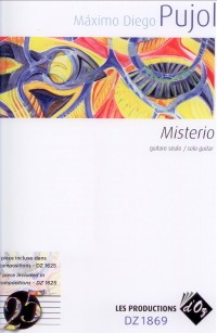 Misterio available at Guitar Notes.