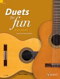 Duets for Fun available at Guitar Notes.