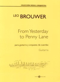 From Yesterday to Penny Lane [Gtr & Strings] available at Guitar Notes.