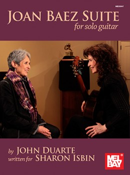 Joan Baez Suite, op.144 available at Guitar Notes.