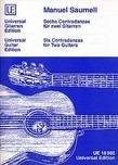 Six Contradanzas(Ratzkowski/Thomsen) available at Guitar Notes.