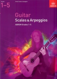 Scales & Arpeggios, Grades 1-5 available at Guitar Notes.