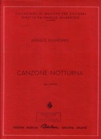 Canzone notturna available at Guitar Notes.