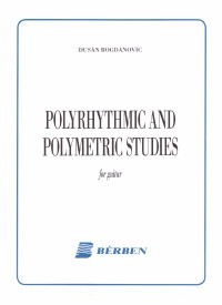 Polyrhythmic & Polymetric Studies available at Guitar Notes.
