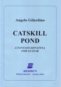 Catskill Pond [2003] available at Guitar Notes.