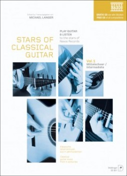 Stars of Classical Guitar Vol.1 available at Guitar Notes.