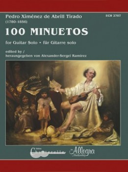 100 Minuetos available at Guitar Notes.