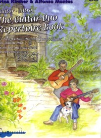 The Guitar Duo Repertoire Book available at Guitar Notes.