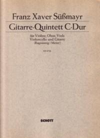 Guitar Quintet in C [2Vn/Va/Vc/Gtr]
