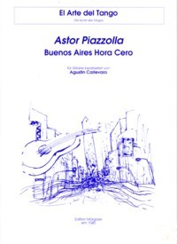 Buenos Aires Hora Cero(Carlevaro) available at Guitar Notes.