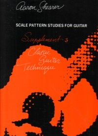 Scale Pattern Studies for Guitar available at Guitar Notes.