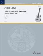 16 Easy Nordic Dances, op.147(Avila) available at Guitar Notes.