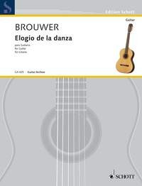 Elogio de la danza available at Guitar Notes.