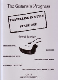 Travelling in Style, Stage 1 available at Guitar Notes.