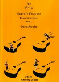 The Young Guitarist's Progress Repertoire Series, Part 1 available at Guitar Notes.