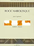 Rock'Ambolesque available at Guitar Notes.
