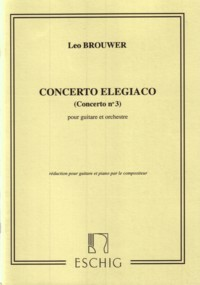Concerto no.3 'Elegiaco' [GPR] available at Guitar Notes.