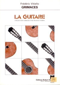 Grimaces(Verba) available at Guitar Notes.