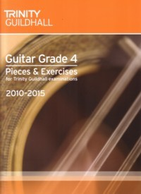 Guitar Grade 4, 2010-2015/16 available at Guitar Notes.