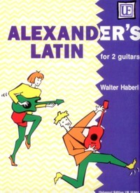 Alexander's Latin available at Guitar Notes.