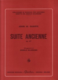 Suite Ancienne, op.47 available at Guitar Notes.