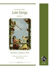 English Lute Songs, vol.2 [Med Voc] available at Guitar Notes.
