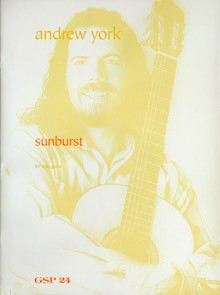 Sunburst available at Guitar Notes.