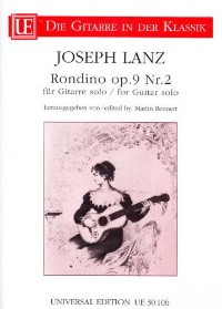 Rondino, op.9/2(Rennert) available at Guitar Notes.