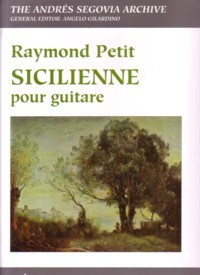 Sicilienne (Gilardino/Biscaldi) available at Guitar Notes.