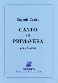 Canto di Primavera available at Guitar Notes.