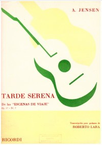 Tarde Serena (Lara) available at Guitar Notes.