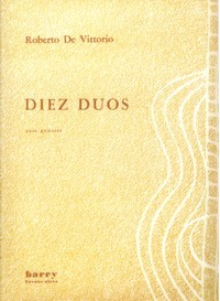 Diez Duos available at Guitar Notes.