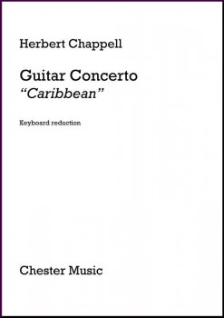 Guitar Concerto 'Caribbean' available at Guitar Notes.