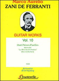 Guitar Works, Vol.10: Huit pieces faciles available at Guitar Notes.