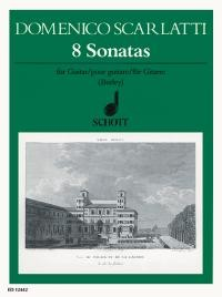 8 Sonatas(Burley) available at Guitar Notes.