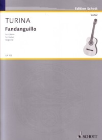Fandanguillo available at Guitar Notes.