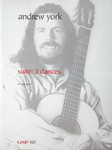 Suite, 3 Dances available at Guitar Notes.