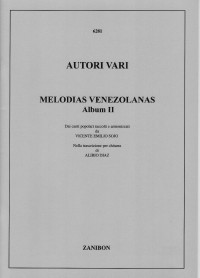 Melodias Venezolanas Vol.2(Diaz) available at Guitar Notes.